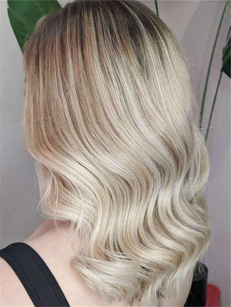 40 Blonde Ombre Hair Color Ideas to Inspire You. Check out these balayage hair blonde ideas for some inspiration. You will find stylish haircuts and more. So, take a look! | Soflyme.com