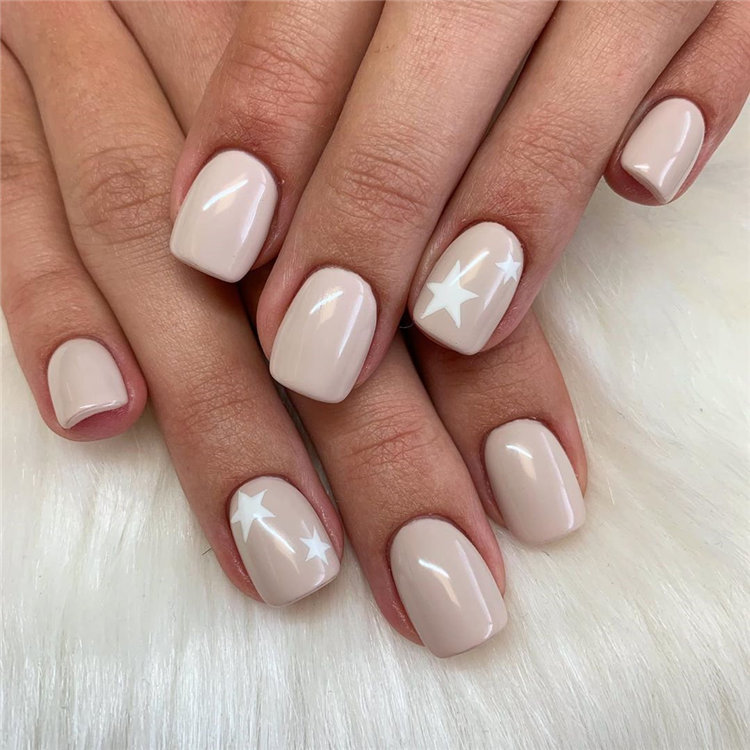 80 awesome square nails design ideas, include short square nails, long square nails and medium square nails ideas. Take a look at and choose your favorite manicure ideas. #nailart #squarenails #NailDesigns | Soflyme.com