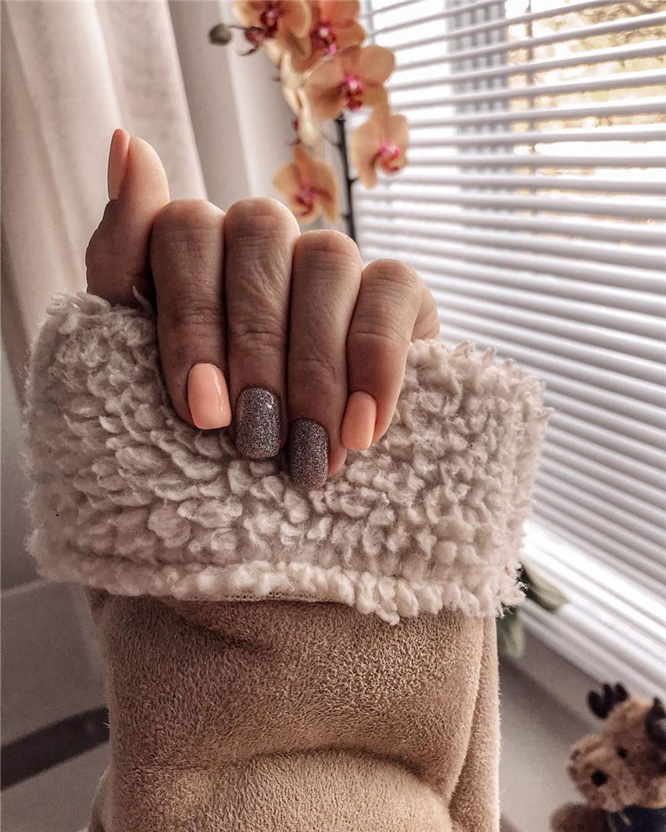 80 awesome square nails design ideas, include short square nails, long square nails and medium square nails ideas. Take a look at and choose your favorite manicure ideas. #nailart #squarenails #NailDesigns   Soflyme.com