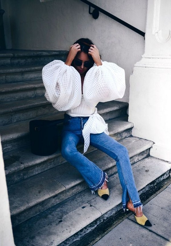 70+ Fashion Women's Shirts & Blouses Trends in Spring and summer 2020, #WomensShirts, #WomensBlouses