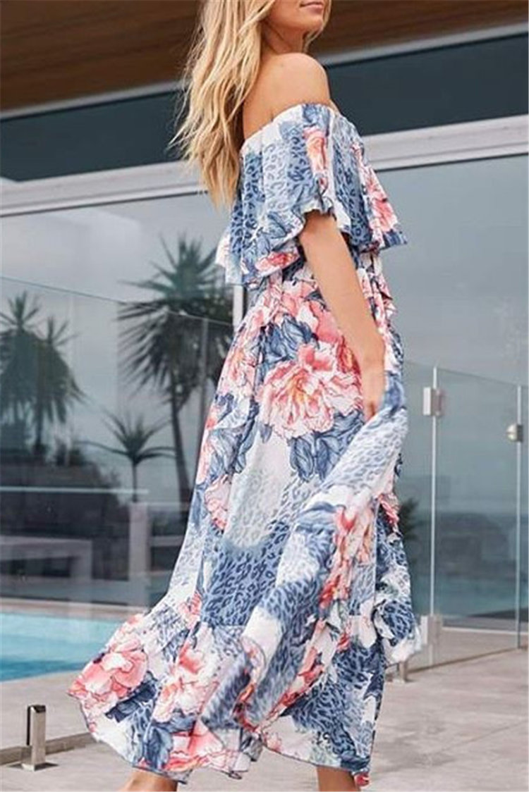 Trend Summer Dress Outfits and Want Cover Your Body With Flowers; Women Dress; Summer dress; flower dress; dress outfits; summer outfit; summer outfits women