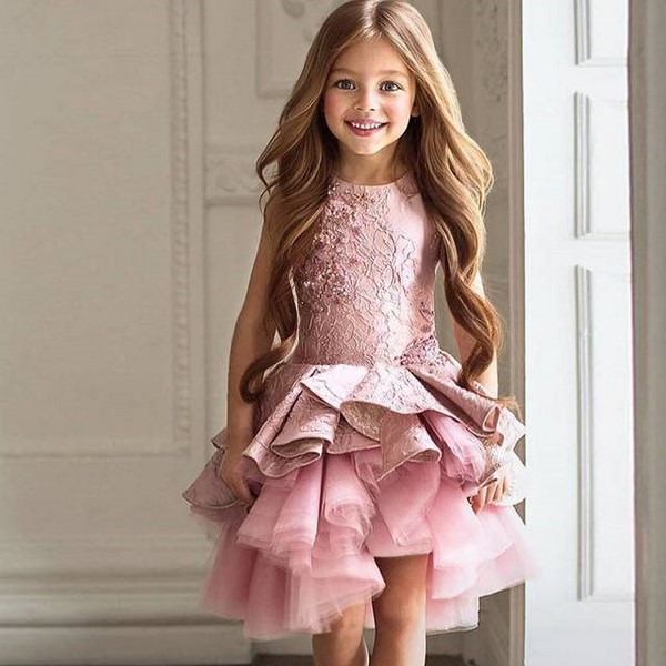 Easy Simple Hairstyles For Little Girls