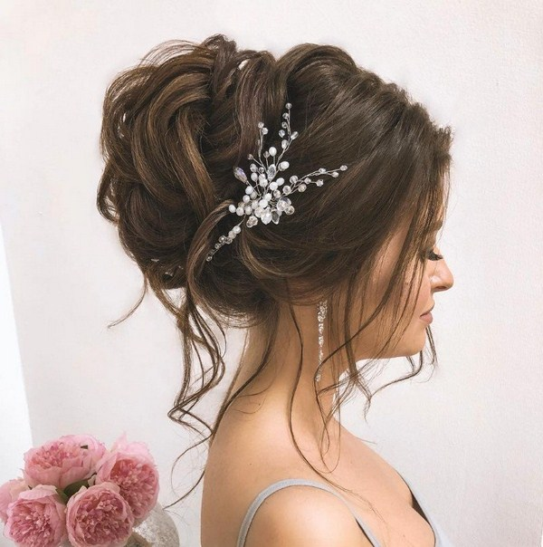 Evening Hairstyle Idea