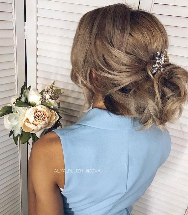 Evening Hairstyle Idea