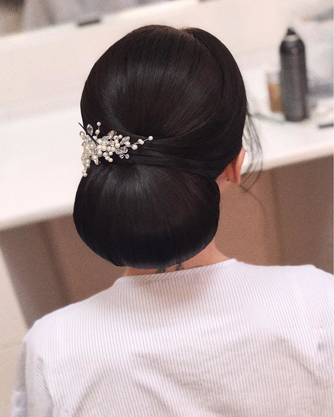 Pretty New Year's Eve Hair Ideas