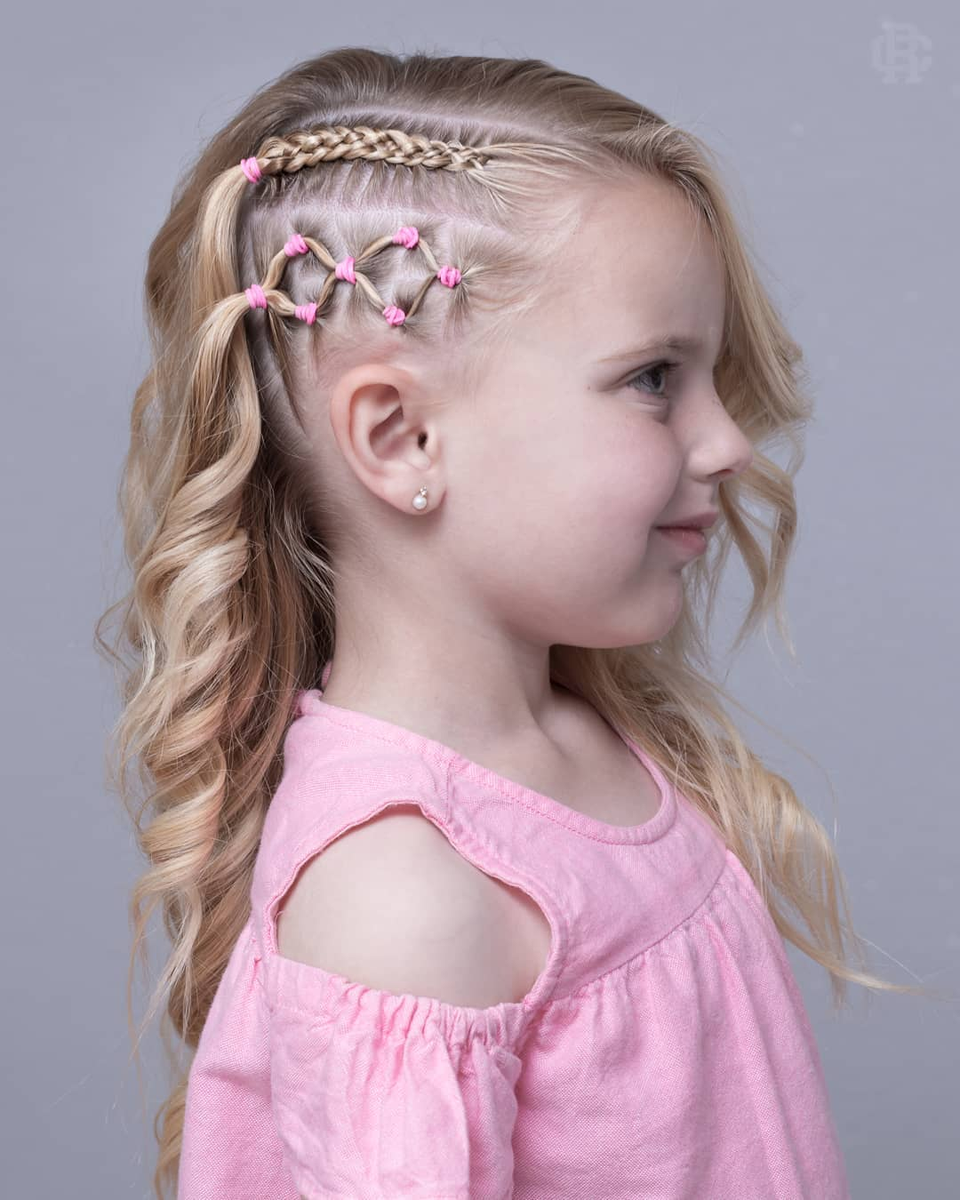 160 Braids Hairstyle Ideas for Little Kids