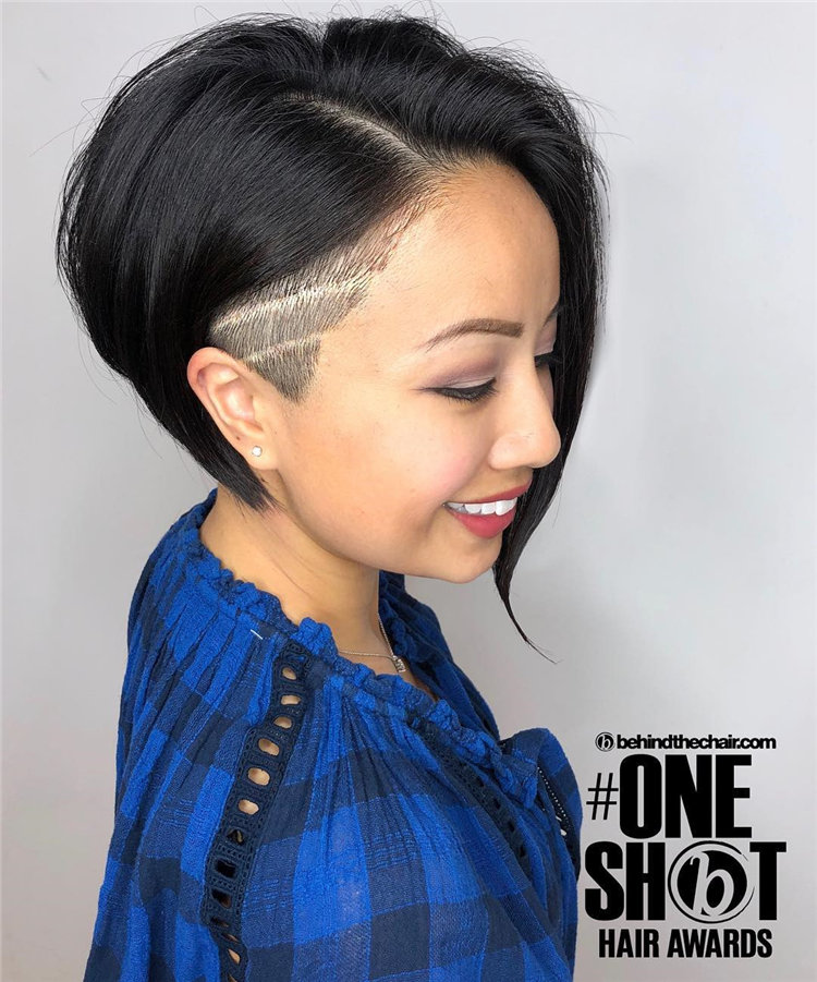 20+ Stylish Short Haircuts and Hairstyles Trends in 2021; Trendy hairstyles and colors 2021; Women hair colors; Short Hairstyles; #Pixiehaircuts