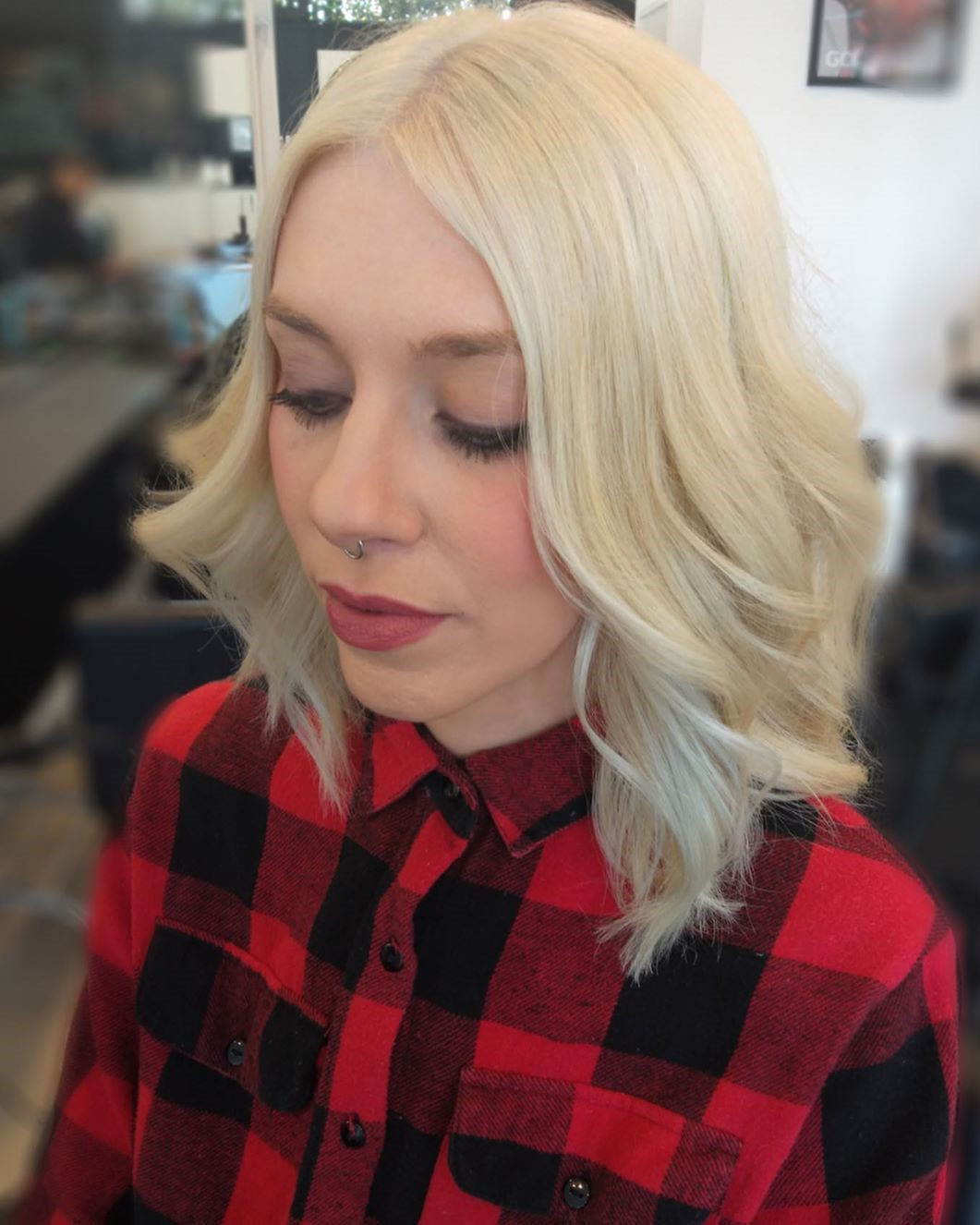 If you are looking for a cute-easy hairstyles ideas, these 50 blonde bob hairstyles is definitely your best! And if you looking for even more inspo, check out our tattoo board. #BlondeBob #BlondeBobHairstyles #BlondeBobHaircuts