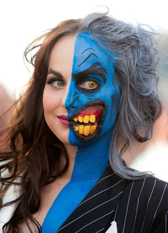 Halloween Makeup Ideas, Trends & Styles