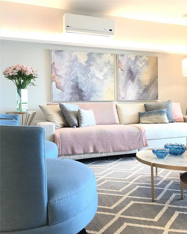 Are you interested in living room decoration? See our collected 50+ inspirational living room decor design ideas 2019 and get inspired!