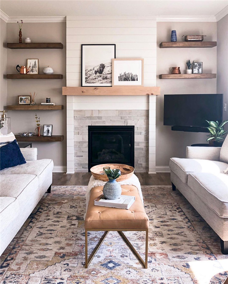 Thinking of renovating your living room? Then you've come at the right place! Here, collected 60+ best small living room designs and living room decoration ideas.