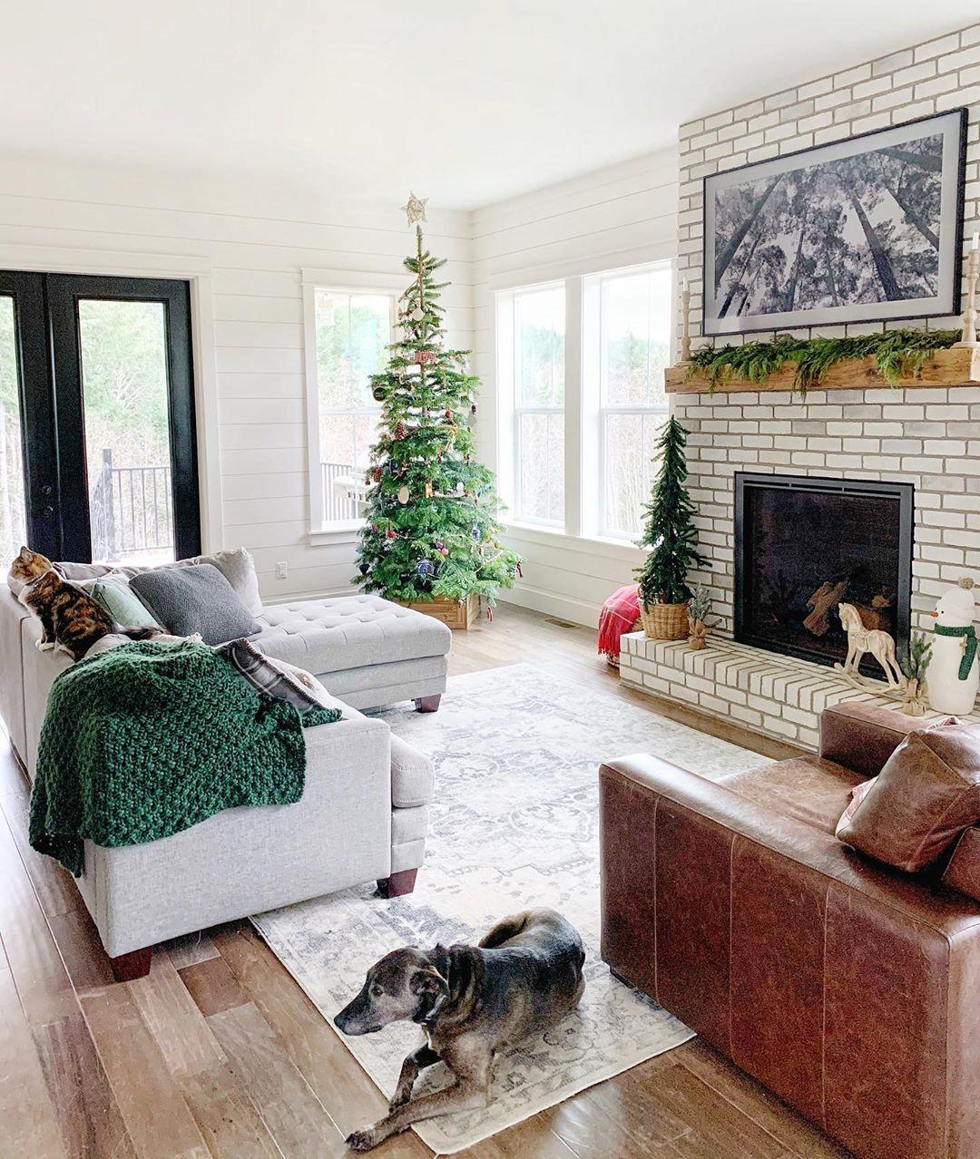 60+ Inspiring Christmas Home Decor Ideas, christmas home decor, christmas home decor ideas, christmas home decorations