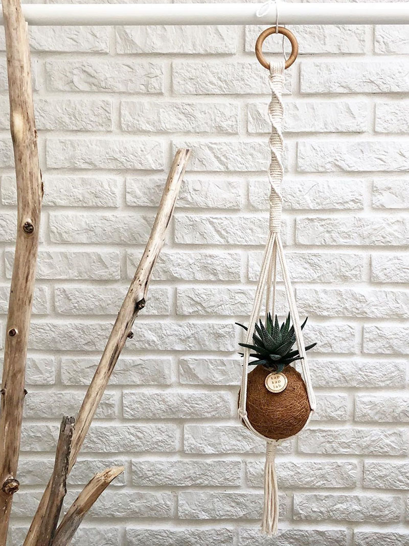 66 easy diy macrame plant hanger design ideas to inspire your next home decor project and make house smell great natural. Try and enjoy! | Soflyme.com