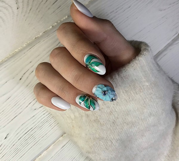 Fashionable Nails Art Ideas, Trends & Styles