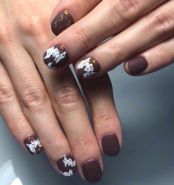 Coolest Halloween Nails Design Ideas