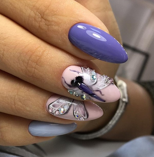 Winter Nails Design Ideas Amaze Everyone