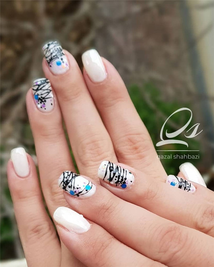 120 Latest And Hottest Matte Nail Art Designs Ideas 2019 Soflyme