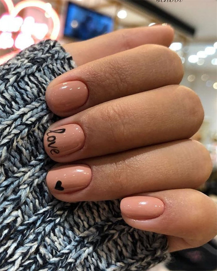 120+Latest and Hottest Matte Nail Art Designs Ideas 2019 ...