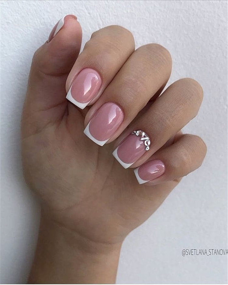 80 + Latest Nail Art Trends & Ideas to Try for Spring 2019, #SpringNails, #LatestNails