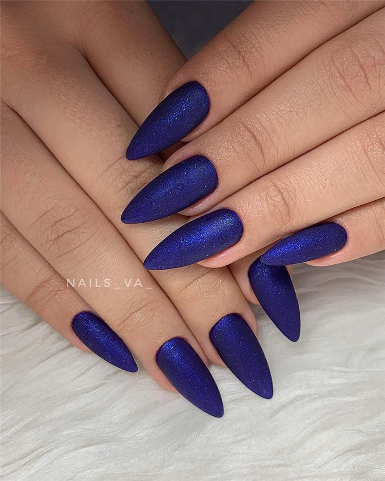 Nail Designs And Nail Art Latest Trends: 80 + Latest Nail Art Trends & Ideas To Try For Spring 2020