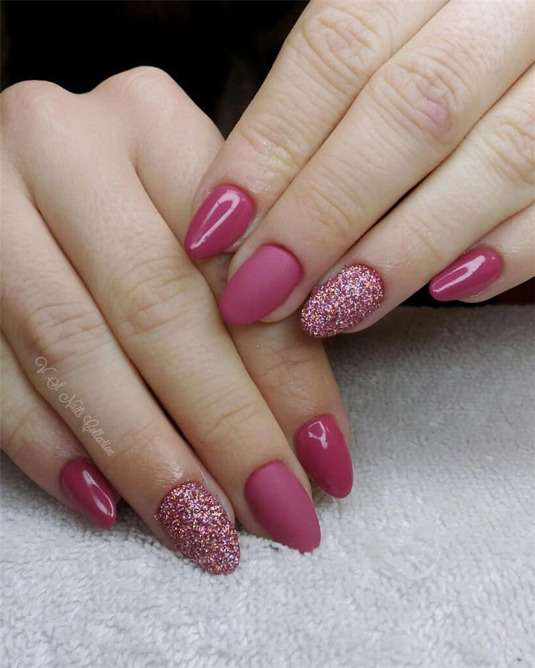 Nail Designs And Nail Art Latest Trends: 80 + Latest Nail Art Trends & Ideas To Try For Spring 2019