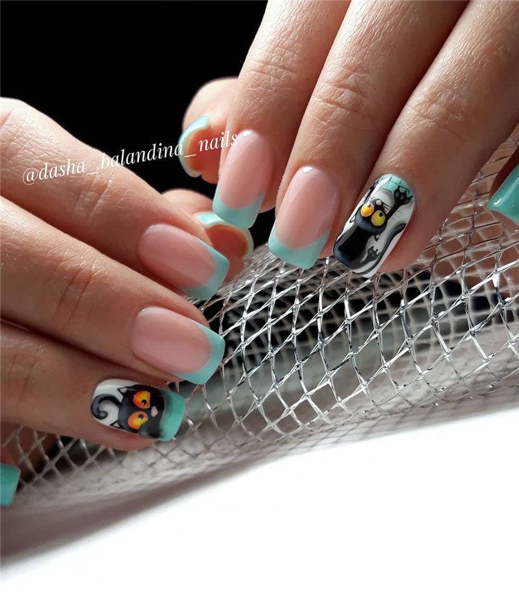Spring Nail Ideas For Exceptional Look 2020; spring nails; spring nail colors; spring nails 2020; spring nail art; spring nail ideas; spring nails design; #springnails #springnailsdesign