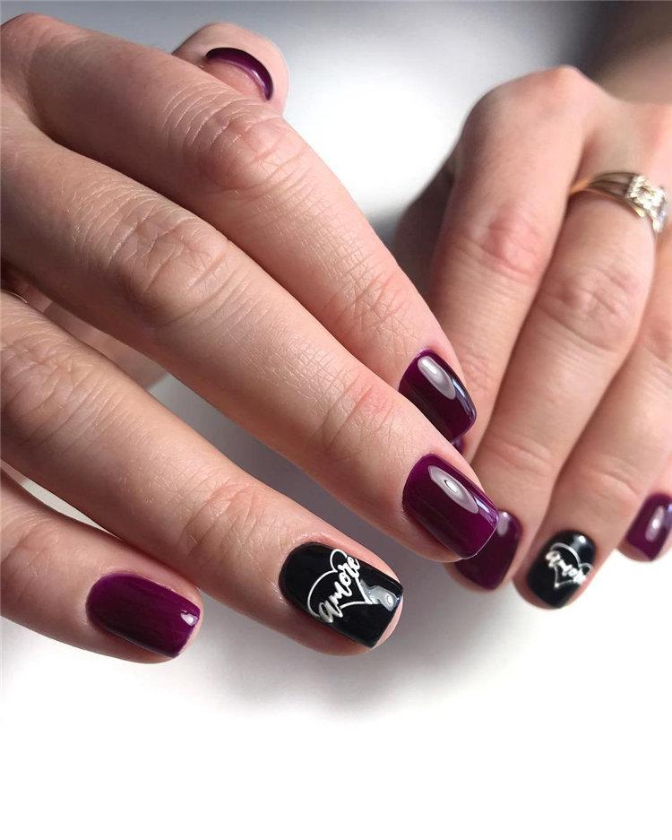 Stylish Acrylic Nail Art Design Ideas That You Can Try This Year; Nails; Acrylic Nails; Nail Art; Square Nails; Square nails Short; Square Nails Long; Square Nails Acrylic #SquareNails #Nails; NailsDseigns; AcrylicNails