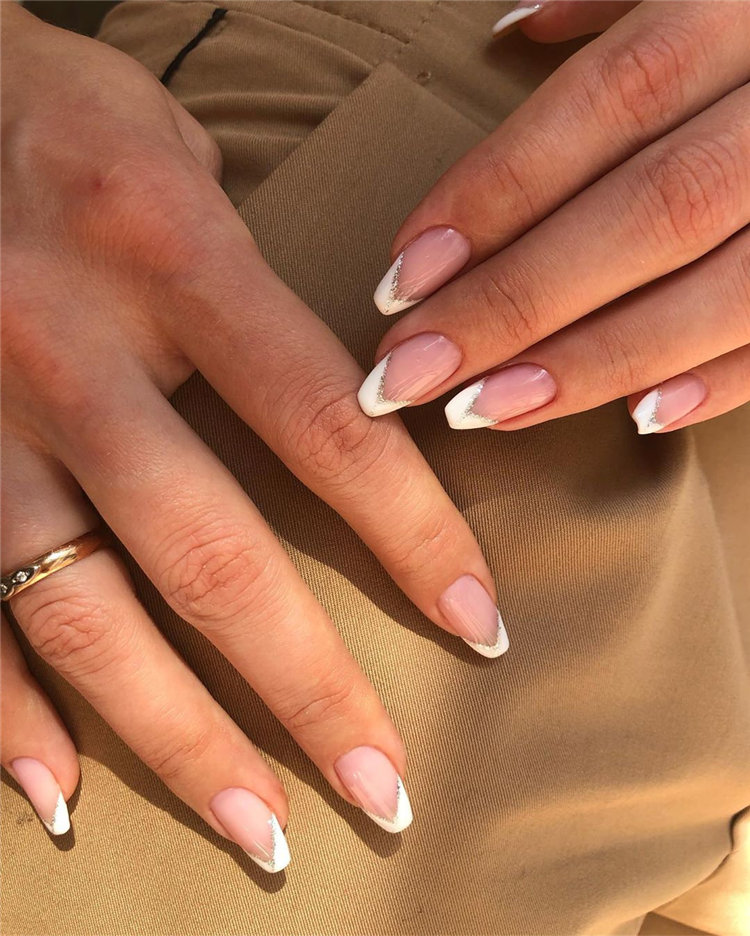 Cute Gel Manicure Designs That You Want To Copy; Best Gel Nail Design - Trendy Gel Nail Design Ideas