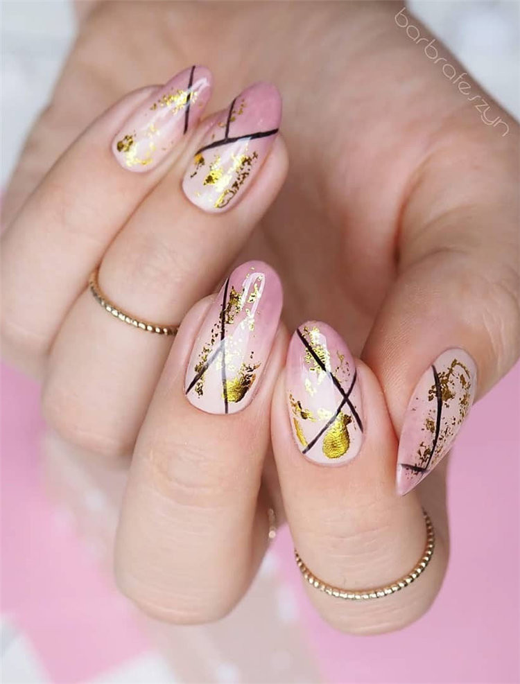 60+ Trendy Ombre Nails Design Ideas That Will Look Elegant 2019