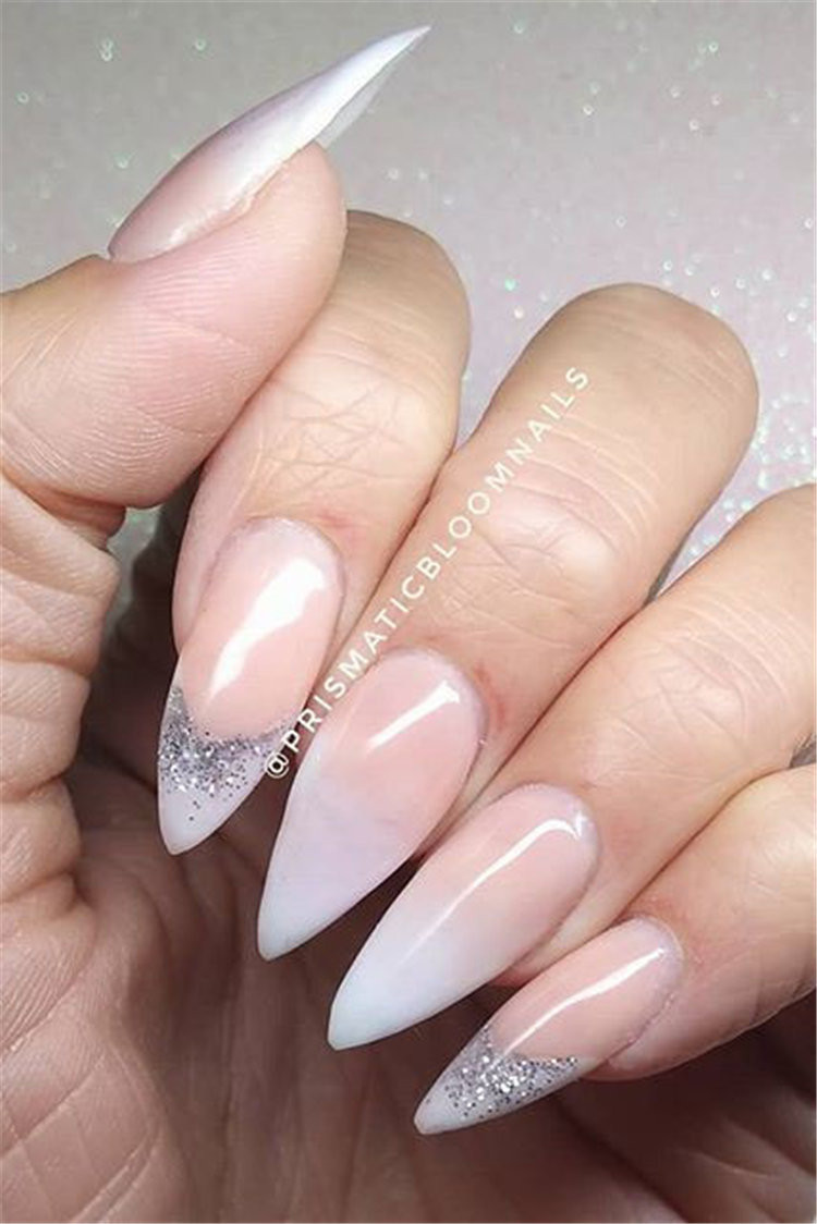 60+ Trendy Ombre Nails Design Ideas That Will Look Elegant 2019