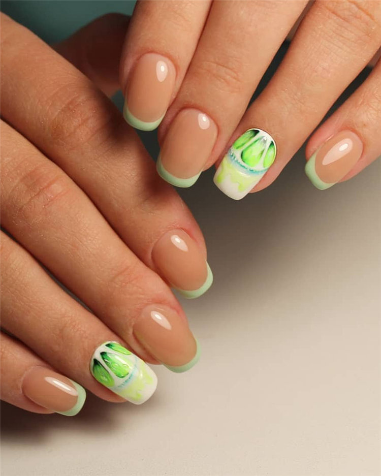 Are you looking for summer nail inspiration? We're still loving these nail looks for the summer.
