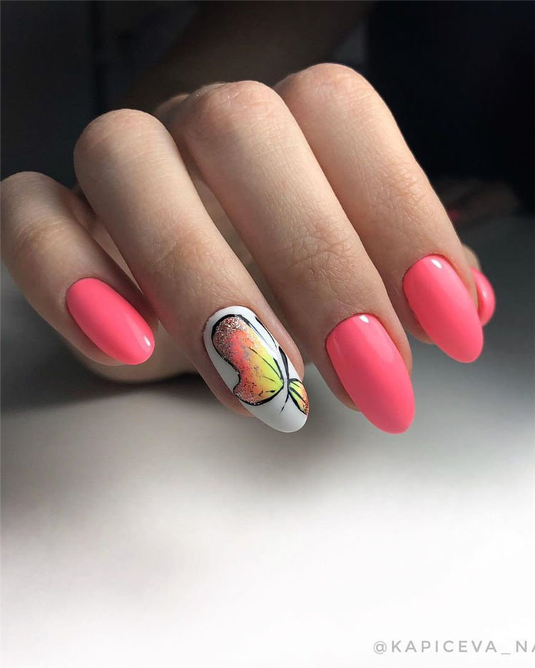 Are you looking for summer nail inspiration? We're still loving these nail looks for the summer. We've rounded up 60+ of the most impressive summer nails design ideas.
