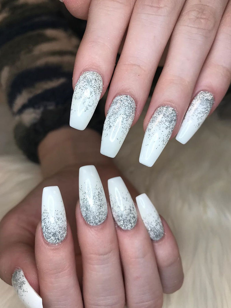 55 natural dip powder nails ideas Inspire your Next Nail Design and from short nails to long nails, from almond nails to coffin nails. Try and enjoy! | Soflyme.com