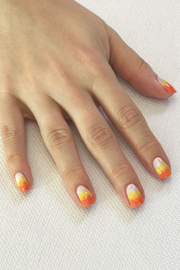 Halloween Nails Design