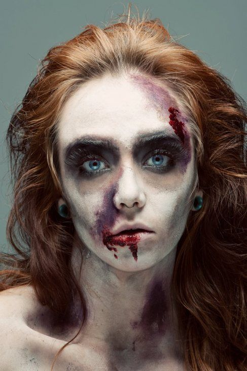 Pretty Halloween Makeup ideas for this Halloween