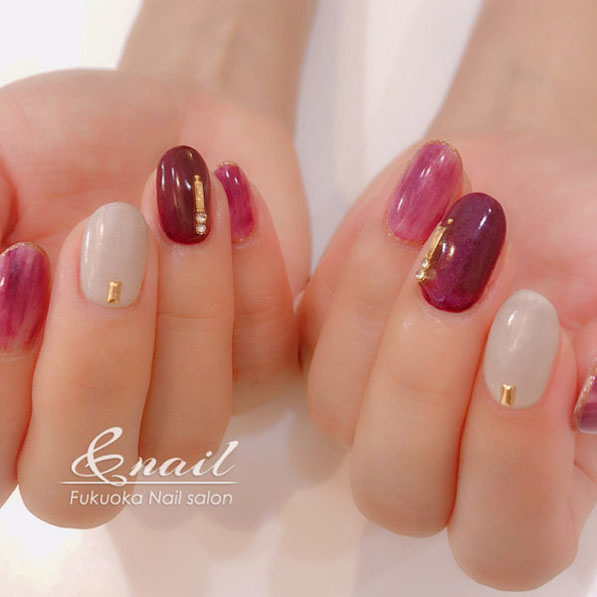 Almond Shaped Nail Designs Ideas