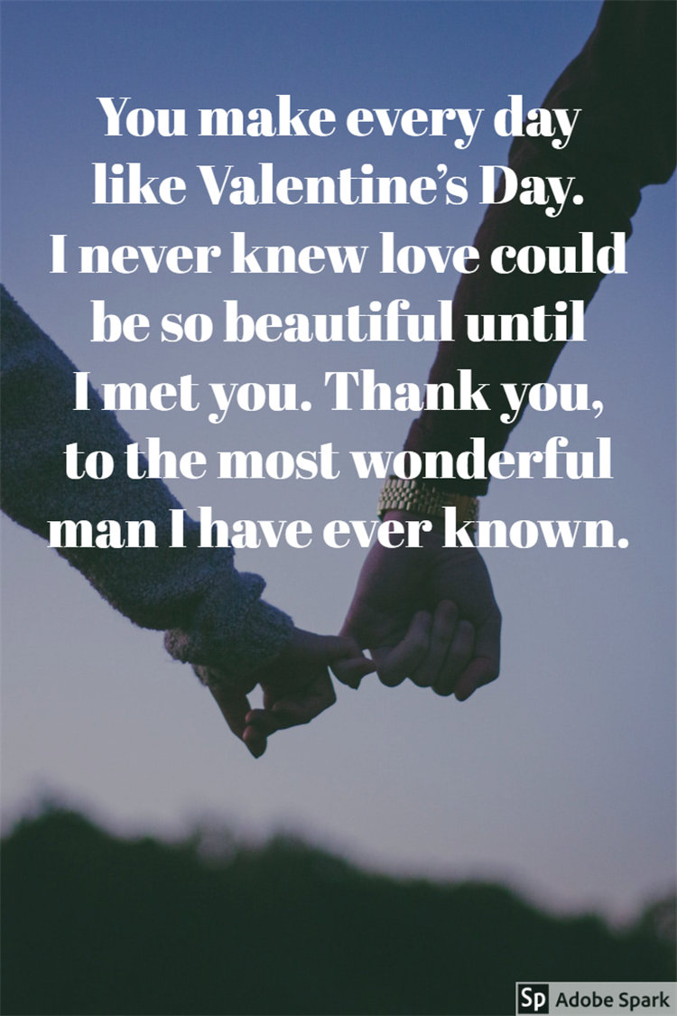 Valentine's Day Romantic Quotes for Him 2019, #ValentinesDayQuotes, #LoveMessages