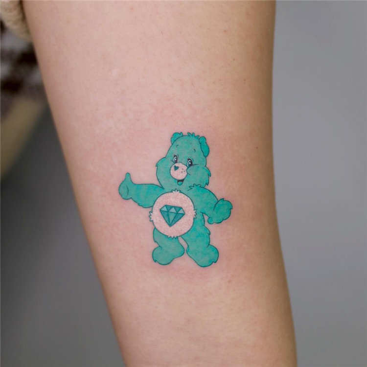 Easy and Cute Tiny Tattoos Ideas of Animals, #Tattoos, #TinyTattoos