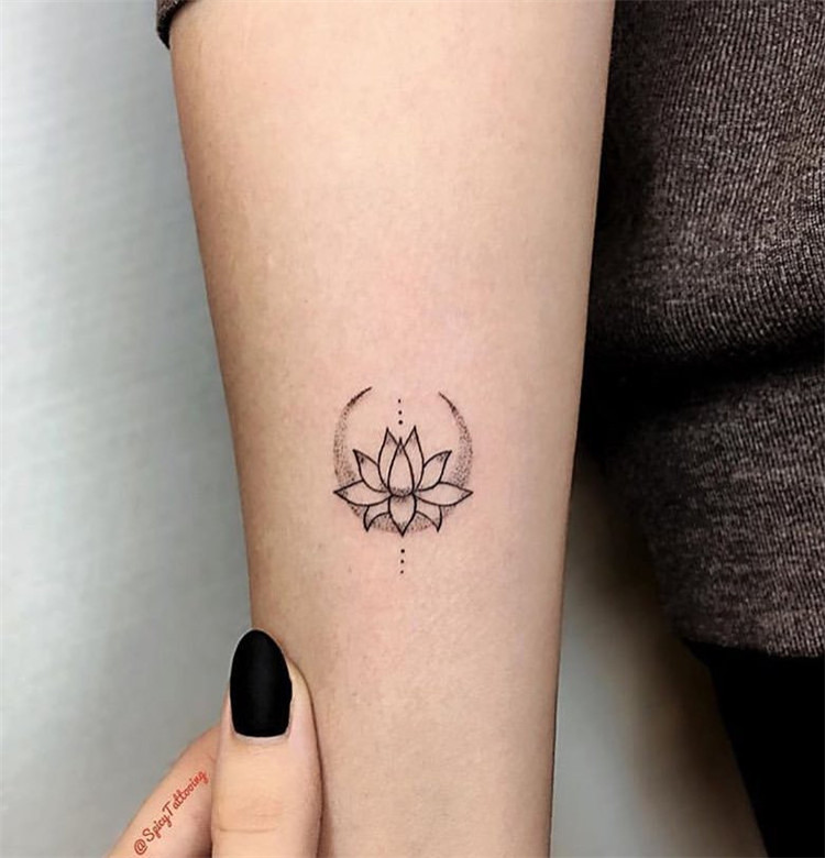 Cute and simple tattoos ideas for womens; cute tattoos; cute tattoos with meaning; cute tattoos small #CuteTattoos #TattooDesigns #TattooIdeas