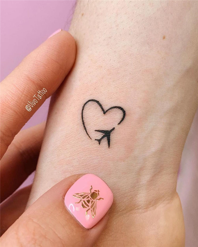 90+ Simple and Meaningful Tattoos For Women This Summer