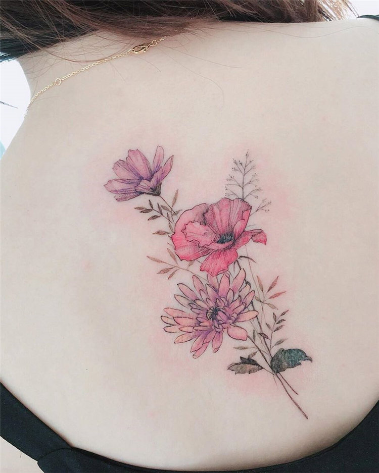 If you are looking for a new tattoo design and you want something extraordinary then look no further than the watercolor tattoos. Check out these 70 stunning watercolor tattoo designs & ideas and get some inspiration! #WatercolorTattoos #Tattoos