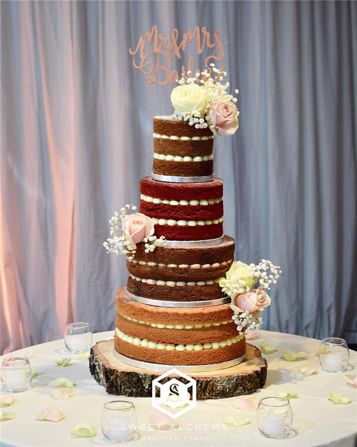 50 Valentine S Day Wedding Cake Design Soflyme