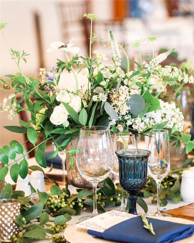 Wedding Table Ideas For Guests